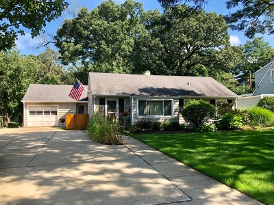 Naperville Single Family Home New: 426 South Columbia Street