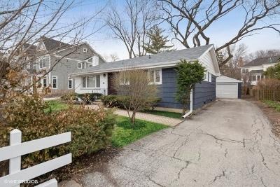 Clarendon Hills Single Family Home New: 57 Harris Avenue