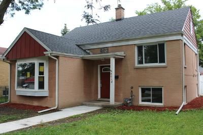 Brookfield Single Family Home New: 4018 Deyo Avenue