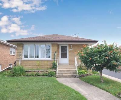 Oak Lawn Single Family Home New: 10305 Lawler Avenue