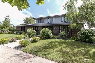 Orland Park Single Family Home New: 15131 Carol Court