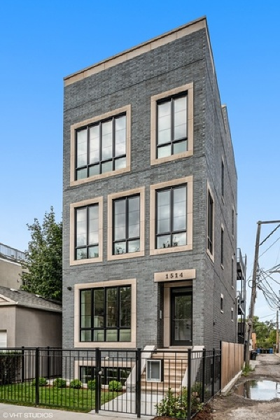 Condo/Townhouse New: 1514 West Altgeld Street #1
