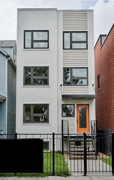 Single Family Home New: 2046 North Bingham Street