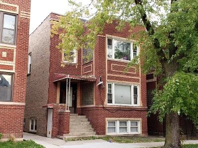 Chicago Multi Family Home New: 4245 North Sacramento Avenue