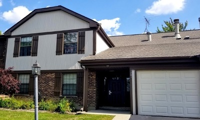 Condo/Townhouse New: 1251 Williamsburg Drive #C-2