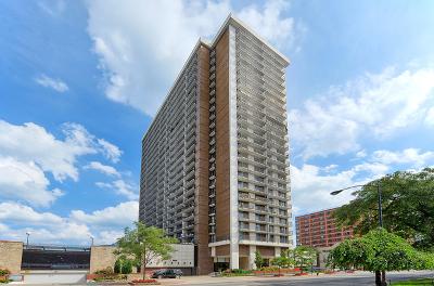 Chicago Condo/Townhouse New: 5855 North Sheridan Road #24G