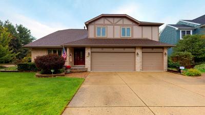 Crystal Lake Single Family Home New: 985 Wedgewood Drive