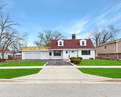 Bensenville Single Family Home New: 181 Martha Street