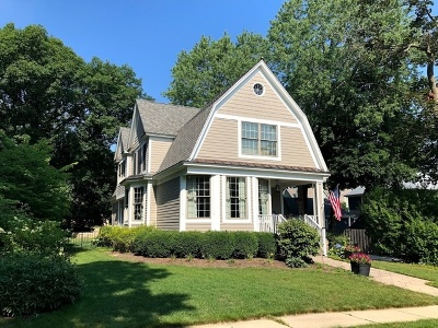 Libertyville Single Family Home New: 227 1st Street