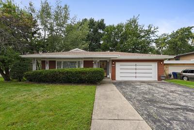 Oak Lawn Single Family Home New: 9216 South Keeler Avenue