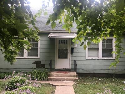 Alsip Single Family Home New: 11839 South Harding Avenue
