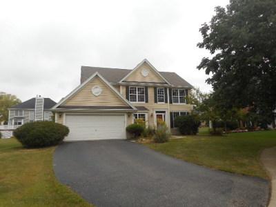 Single Family Home New: 941 Hampton Course