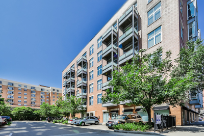 Condo/Townhouse New: 949 West Madison Street #609