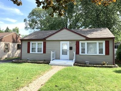 Single Family Home New: 15013 Springfield Avenue