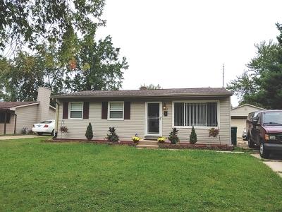 Joliet Single Family Home New: 2125 Belmont Avenue