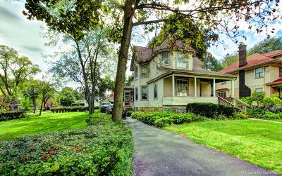 Aurora Single Family Home New: 706 Garfield Avenue