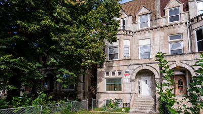 Cook County Multi Family Home New: 5939 South Indiana Avenue