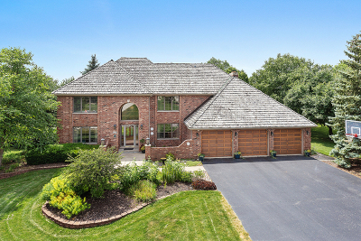 Lemont IL Single Family Home New: $525,000