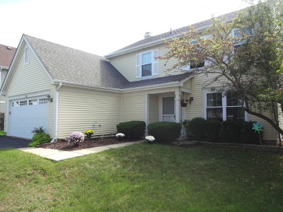 Du Page County Single Family Home New: 1398 Newcastle Court