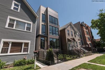 Cook County Condo/Townhouse New: 2430 West Moffat Street #2