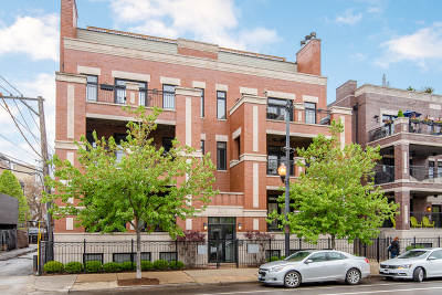 Cook County Condo/Townhouse New: 3214 North Southport Avenue #3N