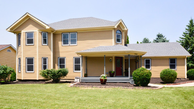 Du Page County Single Family Home New: 2460 Harbor Court