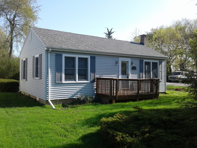 Crystal Lake Single Family Home New: 1324 Thornwood Lane