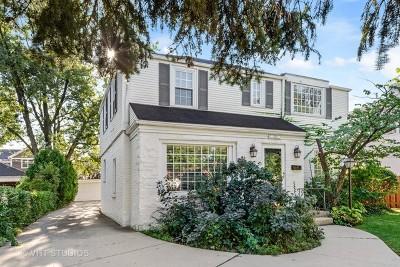 Cook County Single Family Home New: 1339 South Ashland Avenue