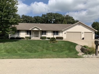 Kankakee Single Family Home New: 2865 River Bend Drive
