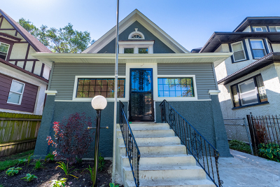 Cook County Single Family Home New: 908 North Lorel Avenue