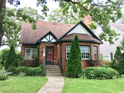 Libertyville Single Family Home New: 320 Laurel Avenue