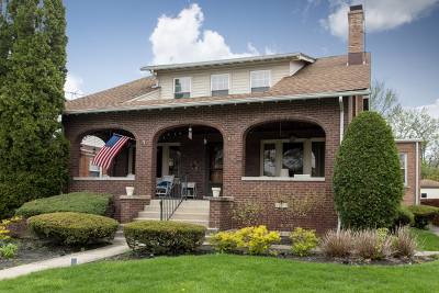 Cook County Single Family Home New: 613 South Prospect Avenue