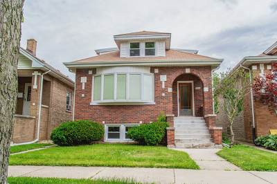 Cook County Single Family Home New: 7946 West Birchdale Avenue