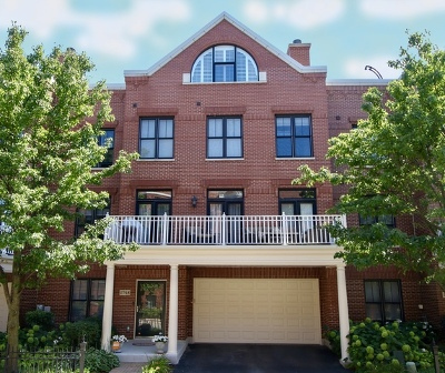 Cook County Condo/Townhouse New: 2748 Valor Drive #2748