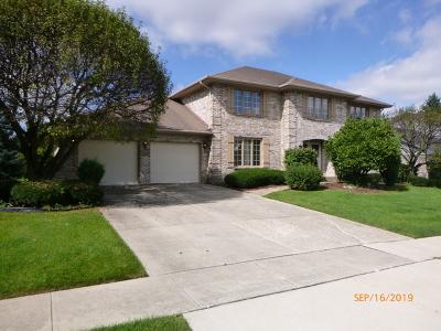 Willowbrook Single Family Home New: 400 Ridgemoor Drive