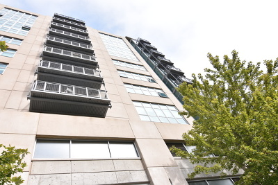 Cook County Condo/Townhouse New: 1000 West Leland Avenue #9A