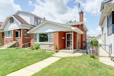 Cook County Single Family Home New: 3328 Elm Avenue