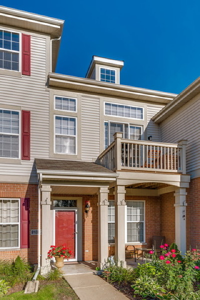 Cook County Condo/Townhouse New: 8108 Concord Lane #G