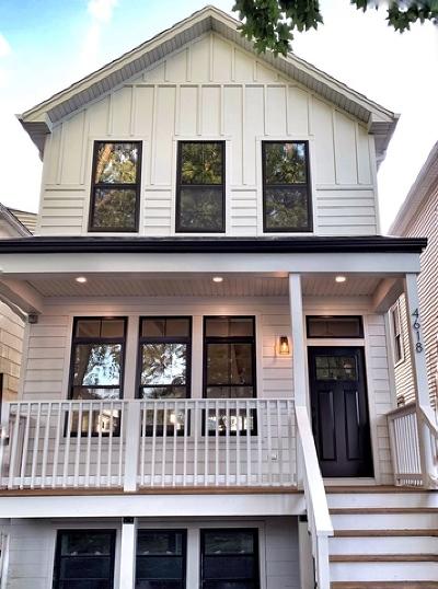 Single Family Home New: 4618 North Springfield Avenue