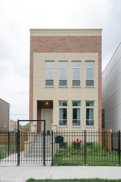 Chicago Single Family Home New: 4047 South Calumet Avenue