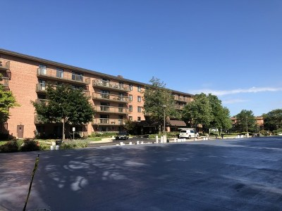 Willowbrook Condo/Townhouse New: 6443 Clarendon Hills Road #204