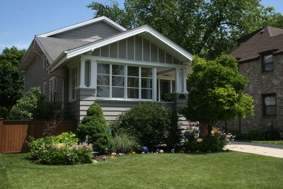 Du Page County Single Family Home New: 333 Alexander Boulevard