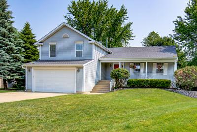 Crystal Lake Single Family Home New: 1220 Westport Rdg