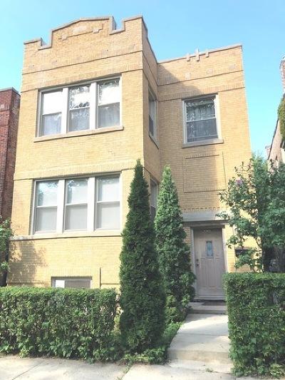 Chicago Multi Family Home New: 3220 North Hamlin Avenue