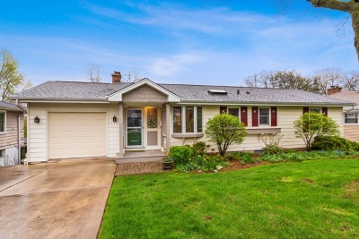Du Page County Single Family Home New: 255 Abbotsford Court