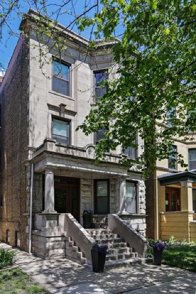 Chicago Multi Family Home New: 1310 West Cornelia Avenue
