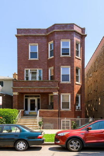 Chicago Multi Family Home New: 3309 South Union Avenue