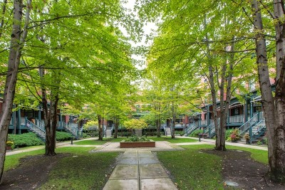 Condo/Townhouse New: 1038 West Monroe Street #36