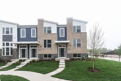 Du Page County Condo/Townhouse Contingent: 3s620 Everton Lot #4.06 Drive