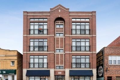 Chicago Condo/Townhouse New: 3721 North Elston Avenue North #4S